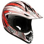 Casco AGV Mod. C.R. C5 Junior.